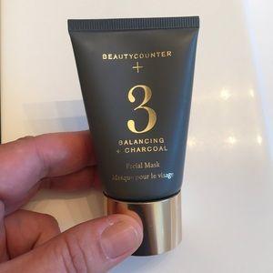 Beautycounter #3 Balancing + Charcoal Facial Mask